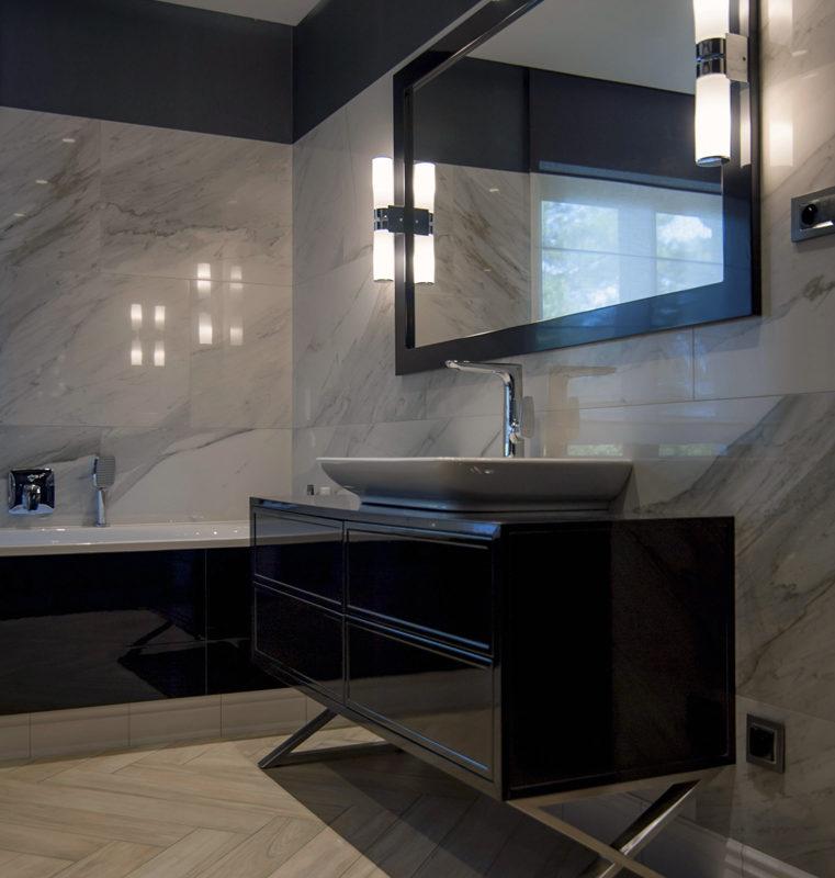 łazienka prywatna